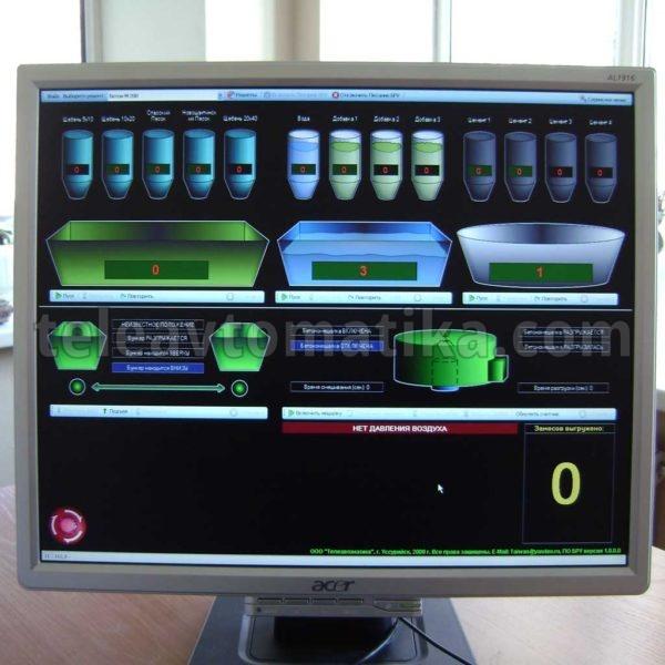 Автоматизация БСУ / наш первый проект автоматизации