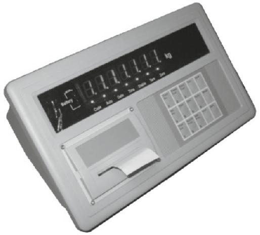 Весовой терминал ZEMIC A9/A9p