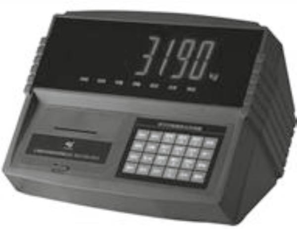 Весовой терминал ZEMIC DS3M1