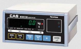 Весовой индикатор CAS NT-580D