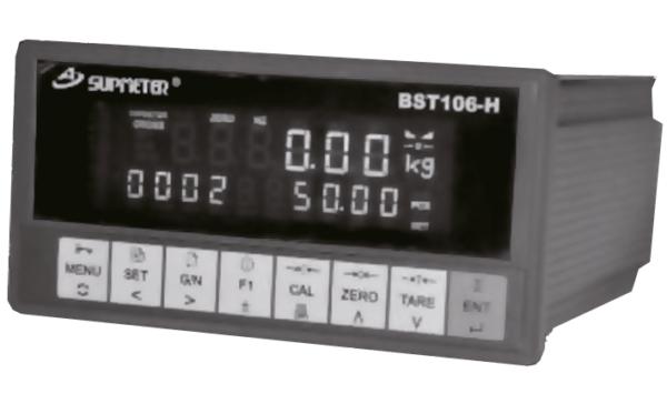 Весовой терминал ZEMIC BST106-H16[A]