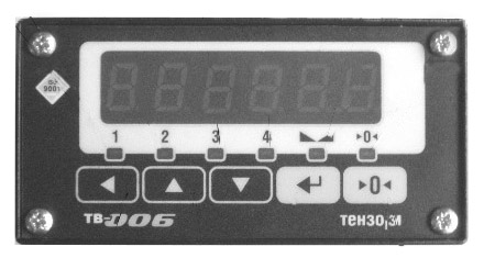 Весовой терминал ТЕНЗО-М ТВ-006А