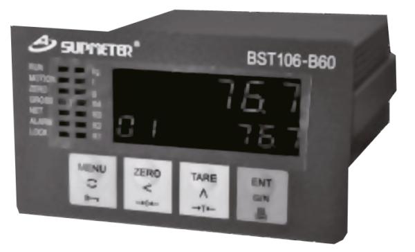 Весовой терминал ZEMIC BST106-B68[U]