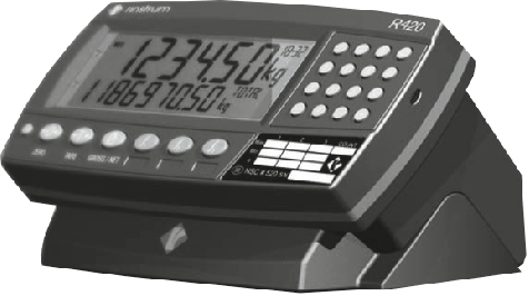 Весовой индикатор Rinstrum R420-k401 настольный