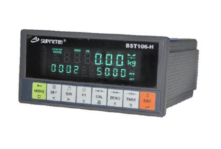 Весовой терминал SUPMETER BST106-H17