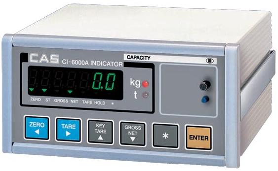 Весовой индикатор CAS CI-6020