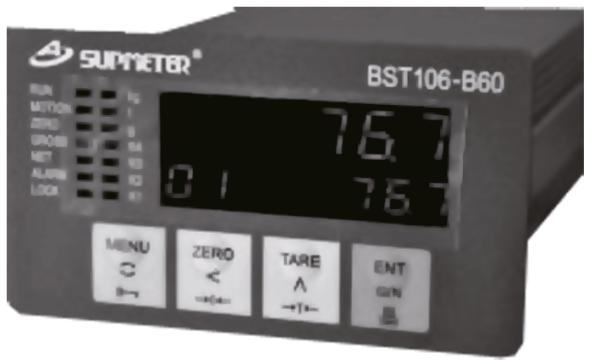 Весовой терминал ZEMIC BST106-B66[A]