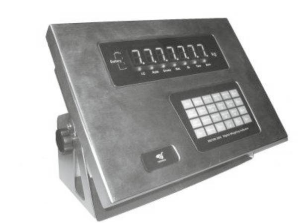 Весовой терминал ZEMIC DS3SS