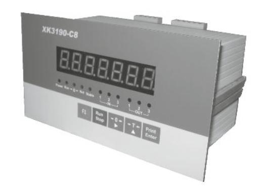 Весовой терминал ZEMIC C8