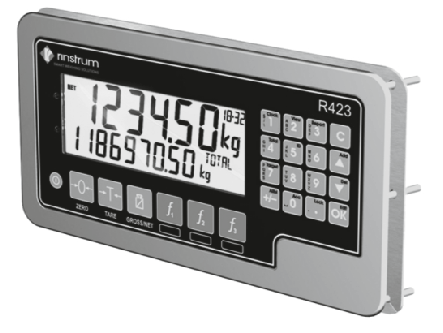 Весовой индикатор Rinstrum R420-k401