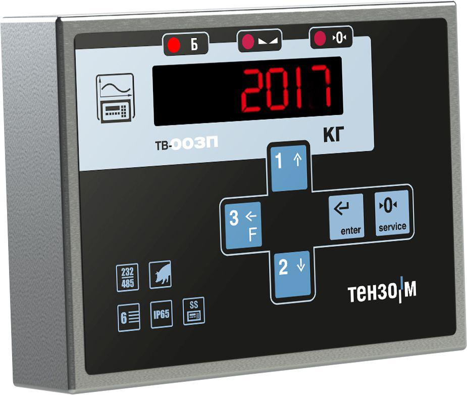 Весовой терминал ТЕНЗО-М ТВ-003П220