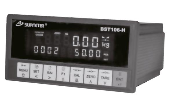 Весовой терминал ZEMIC BST106-H18