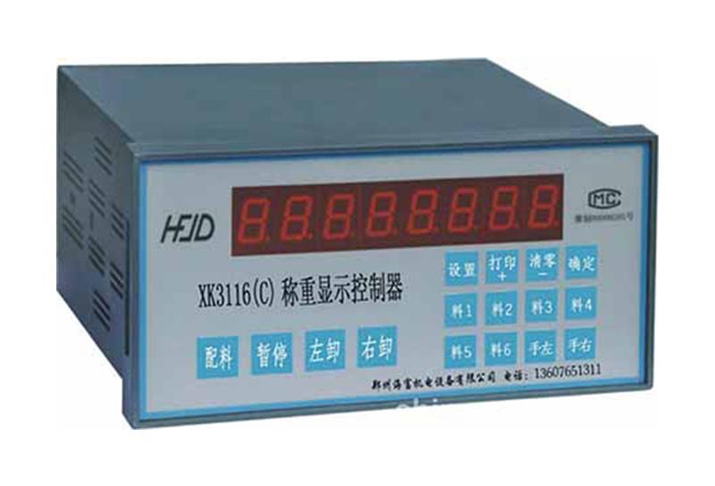 Весовой терминал HFJD xk3116-c